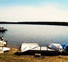 Hagerman Lake by Seth LaGrange