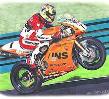 Ducati by mobleyart