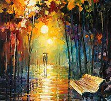 MISTY PARK - LEONID AFREMOV by Leonid  Afremov