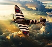 bbmf spitfire by SteveWard