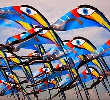 Wind Catchers by emajgen