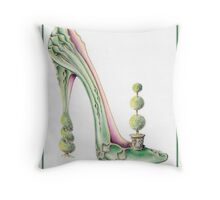 Topiary Throw Pillow