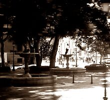 street fountains by agawasa