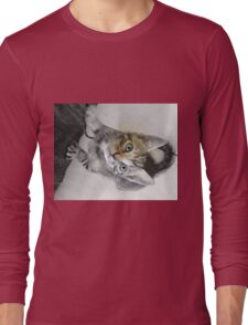 Such a Pretty Kitty Long Sleeve T-Shirt