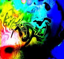 Evil Alien Entity by Charldia