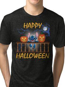 Happy Halloween! Tri-blend T-Shirt