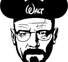 Heisenberg - Walter Mouse by timur139