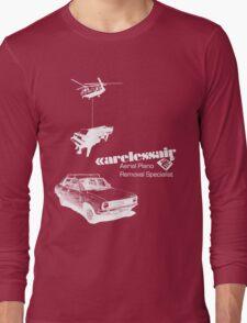 Careless Air (dark shirt) Long Sleeve T-Shirt