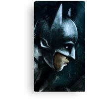 Gotham's Guardian Canvas Print