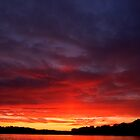 Sunset in Michigan 2 by Chad Ely