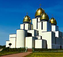 Great Church in Lviv, Ukraine by qiiip