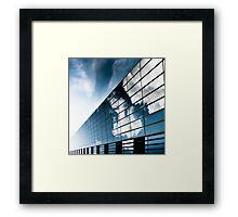 facade xx Framed Print