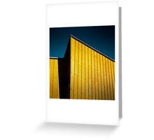 facade xi Greeting Card