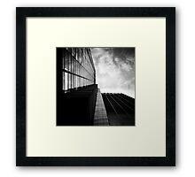 facade xv Framed Print