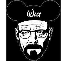 Heisenberg - Walter Mouse Photographic Print