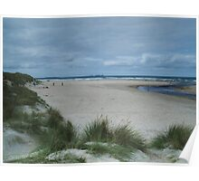 Port Marsh Strand Poster