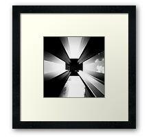 pov Framed Print