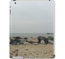 Rock Hall Beach iPad Case/Skin