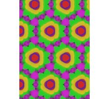 Kaleidoscope Candy Abstract Photographic Print