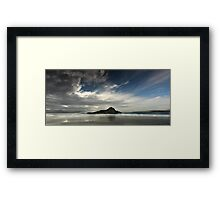 Bana Beach - Co Kerry Ireland Framed Print