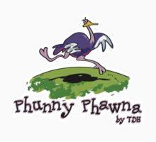 Phunny Phawna - Ostrich Kids Tee