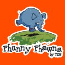 Phunny Phawna - Elephant by thedrawinghands