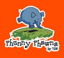 Phunny Phawna - Elephant Kids Tee