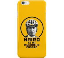 Nairo es mi muchacho casero / Nairo is My Homeboy (Spanish) : TDF Yellow iPhone Case/Skin