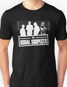 The Usual Suspects T-Shirt