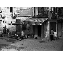 Shop Front, Saigon, Vietnam Photographic Print