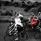 London Surrey Classic climbs Box Hill by Stuart Morris