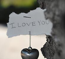 I Love You by Leah Highland