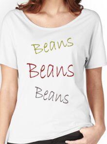 Beans Women's Relaxed Fit T-Shirt
