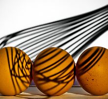 Egg Whisk Shadow by Tony Cave