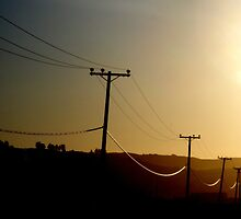 """""""Sunset Down The Line"""" Image Two by waddleudo"""