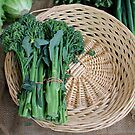 Broccoli by Janie. D