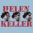 Helen Keller by MohawkeeMadness