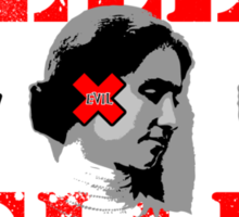 Helen Keller Sticker