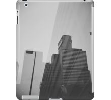 Downtown Double Exposure iPad Case/Skin