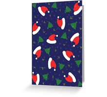 Christmas is in the Air Greeting Card