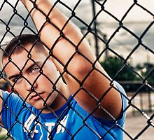 Fenced In by Joshua Hanna