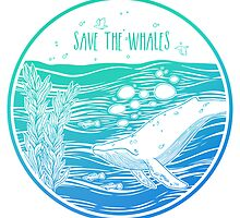 Save the Whales! by Hannah Diaz