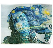 Venus Van Gogh  Poster