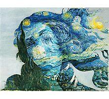 Venus Van Gogh  Photographic Print