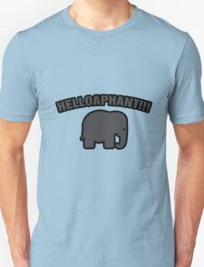 Helloaphant!!! T-Shirt