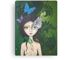 Lush Green Canvas Print