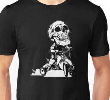 BigHeadSkullKid Unisex T-Shirt