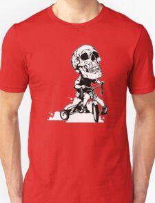 BigHeadSkullKid T-Shirt