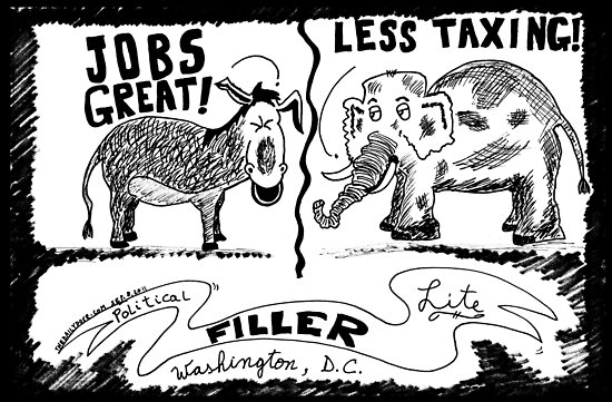 Jobs Great! Less Taxing! by bubbleicious