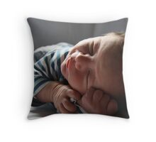Tobias Nelson Charles Throw Pillow